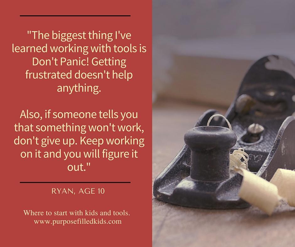 ryan, tools